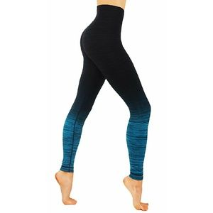 3/$40 2/$30 Ombre leggings workout pants teal